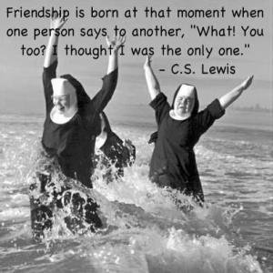 CS Lewis_Friendship