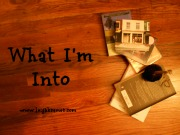 What I'm Into (Leigh Kramer)