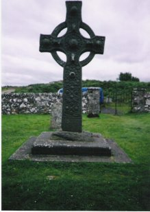 Scottish cross